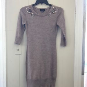 BCX sweater dress size small